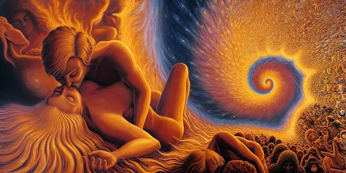 magía control energía sexual